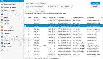 Интернет-банкинг — обзор функциональности ДБО для бизнеса